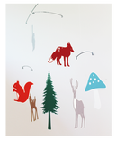 Image 3 of Woodland Hanging Mobile
