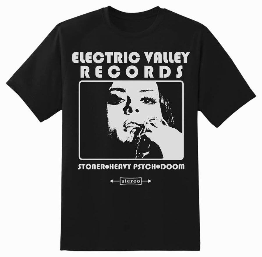 Image of ELECTRIC VALLEY T-SHIRT (White)