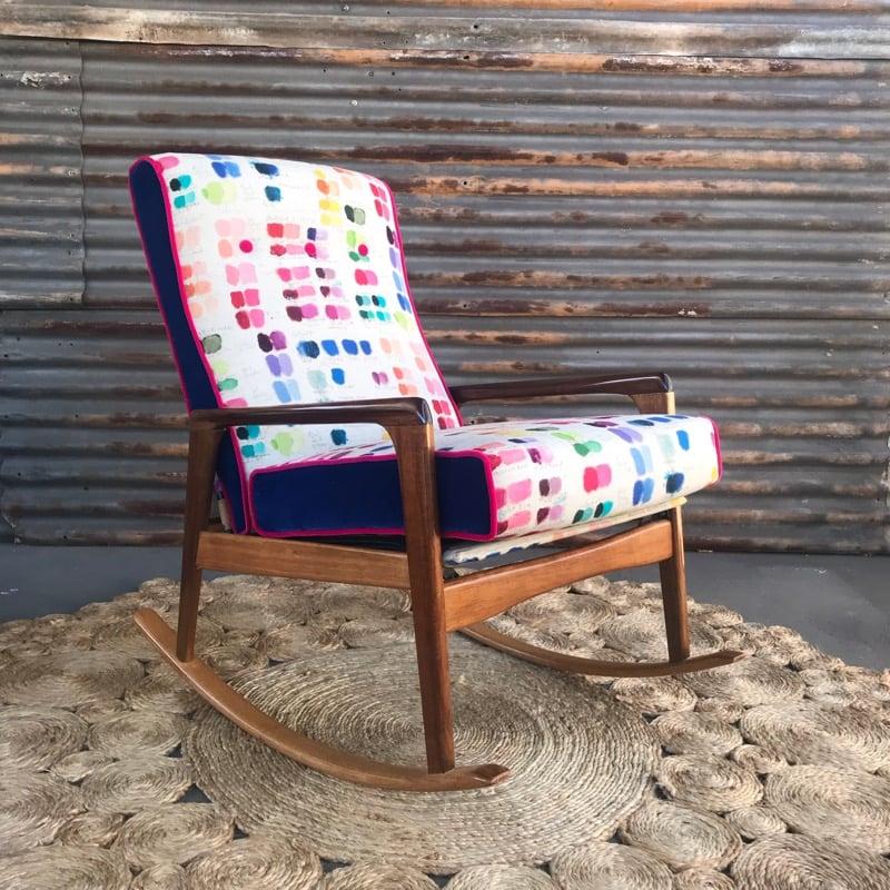 Image of Deran Rocking Chair