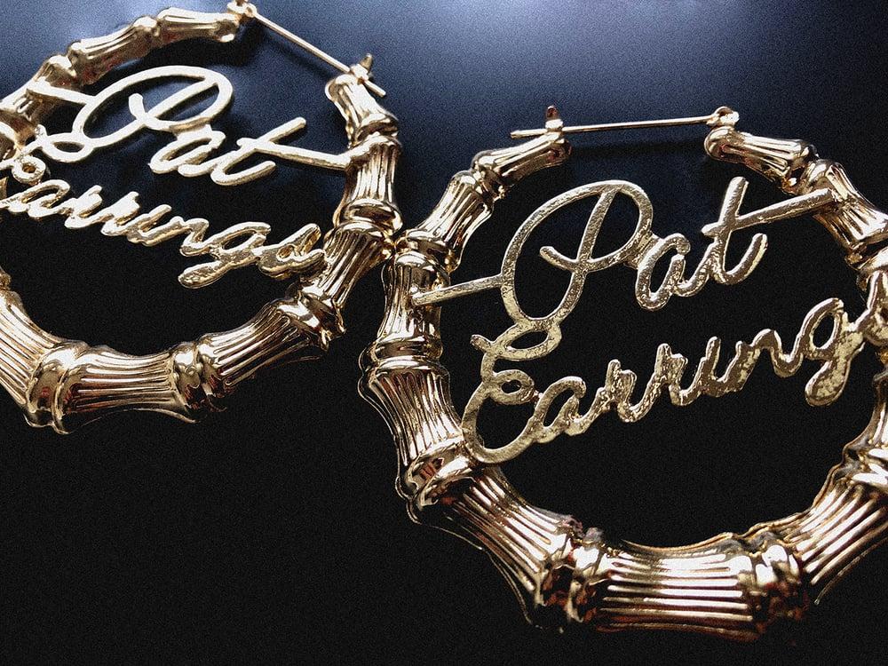 Image of 'PAT EARRINGS'