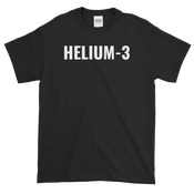 Image of #BECAUSE HELIUM 3 Tee