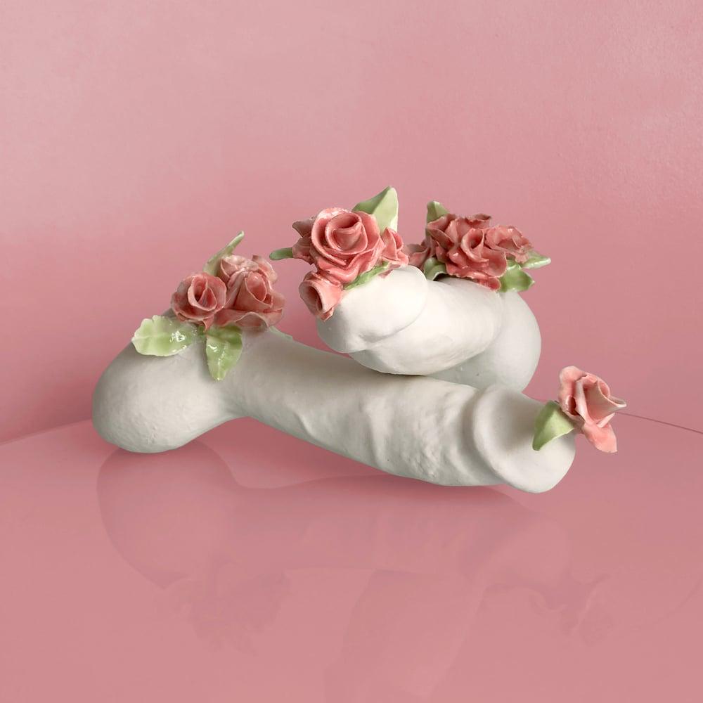 Image of Cocks n Roses