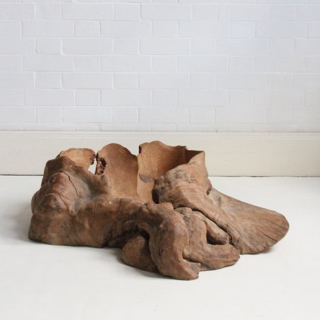 Image of wooden Sculpture by Dave Regester