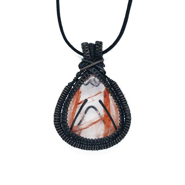 Image of Hreinsa pendant