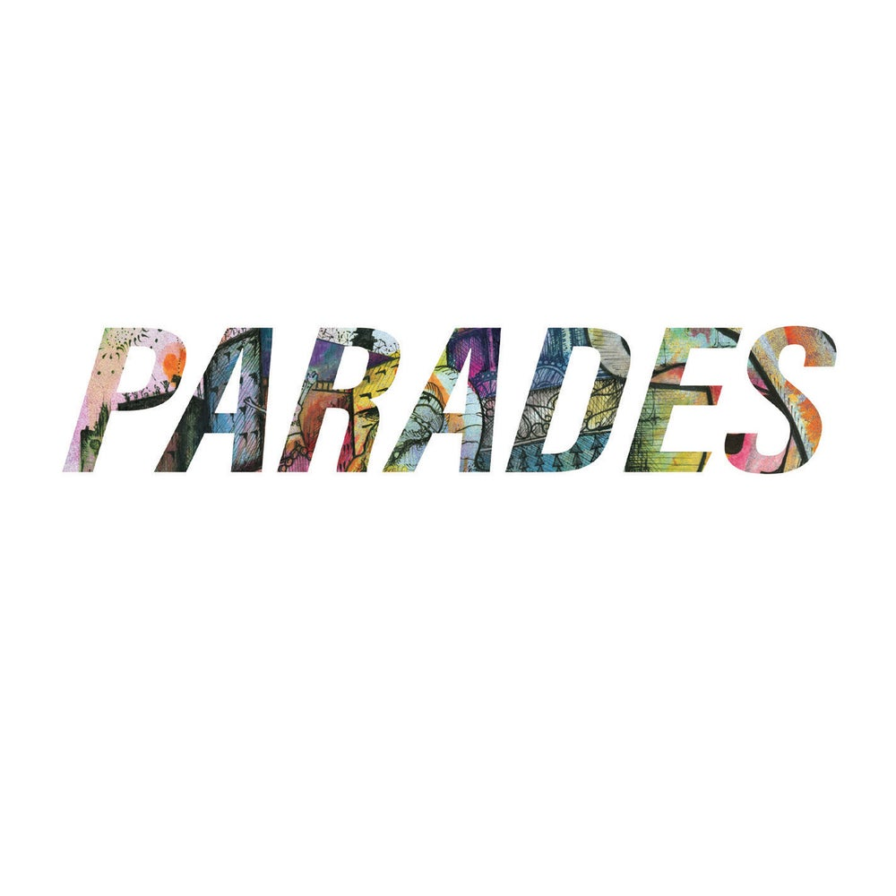 Image of 'Parades' CD - Longshot and Lazerbeak (PRE-ORDER)