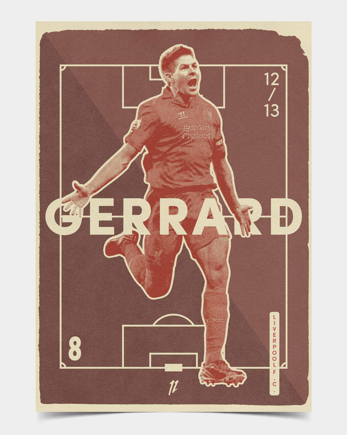 Image of Gerrard Retro