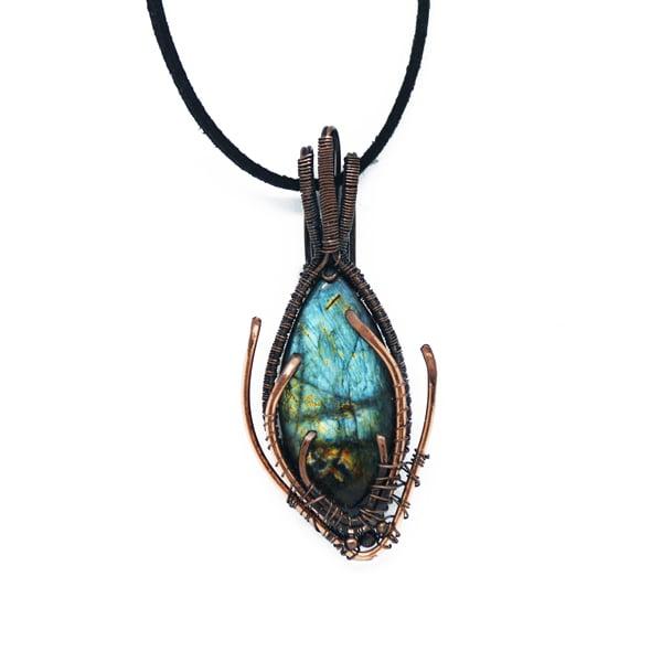 Image of Sjófiskur pendant