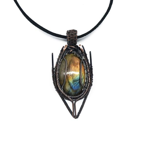 Image of Sólsetur pendant