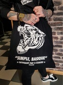 Image of Simple, basique tote bag