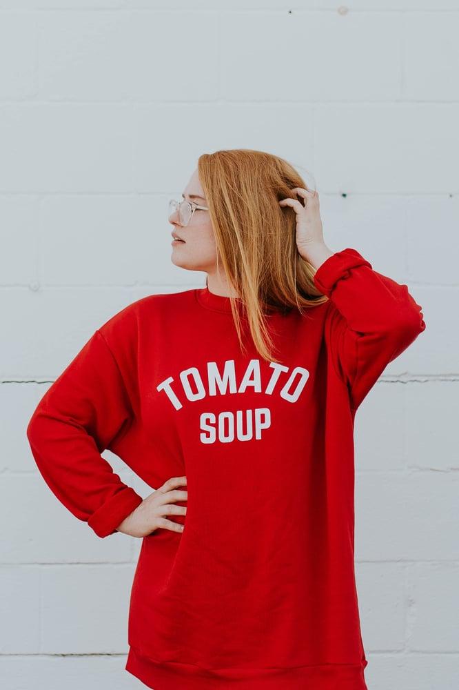 Image of Tomato Soup Sweatshirt