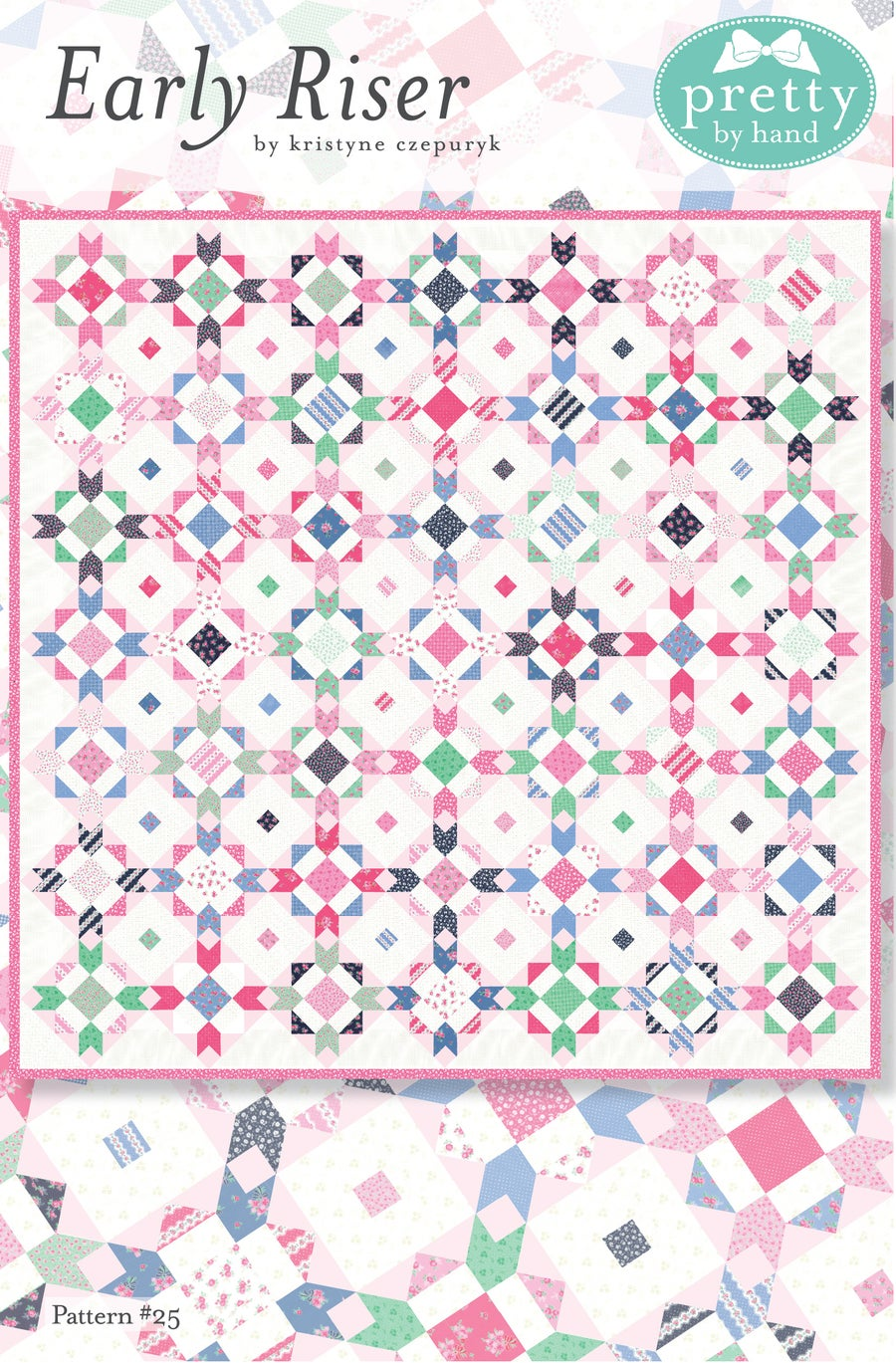 Image of PDF - Early Riser Quilt Pattern
