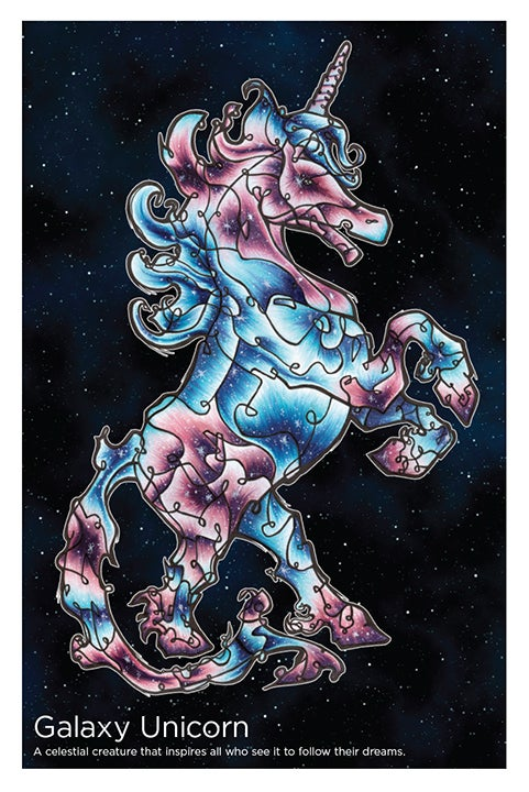 Image of Galaxy Unicorn