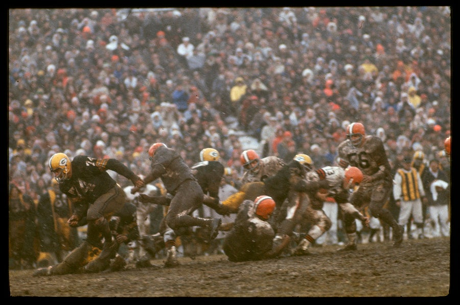 Image of Poetry at The 1965 Mud Bowl
