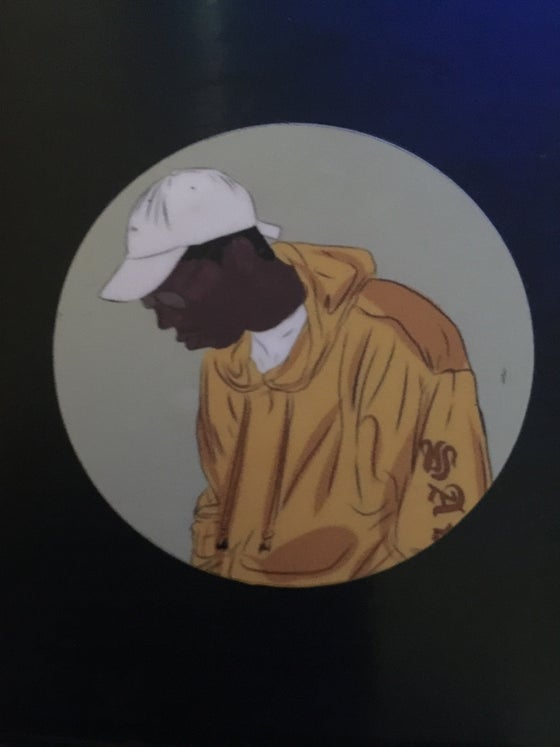 Image of Underclassman Vol. 1 Sticker