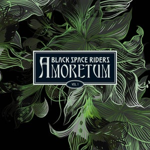 Image of BLACK SPACE RIDERS - AMORETUM Vol. 1 CD