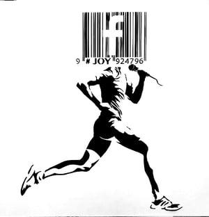 Image of Joy - Barcode runner