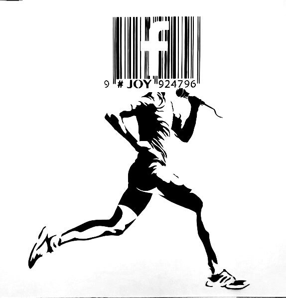 Image of Joy - Barcode runner