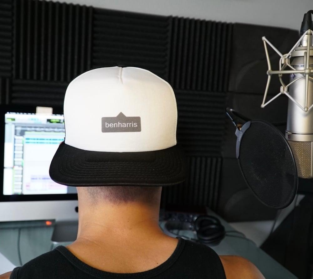Image of Ben Harris Tag (Trucker Hat)