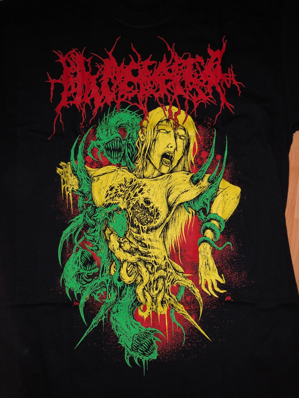 PLACENTA POWERFIST  T-Shirt