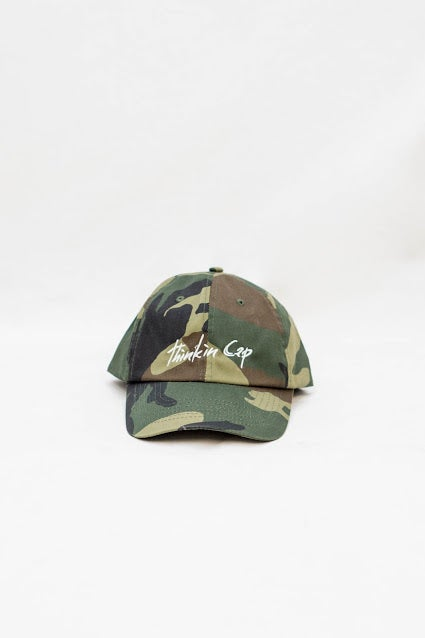 "Image of ""Camo"" Thinkin Cap"