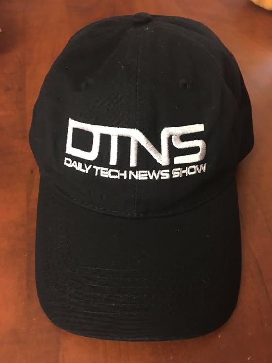 Image of DTNS Logo Baseball Cap