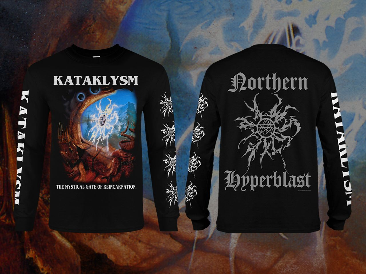 Image of KATAKLYSM - The Mystical Gate of Reincarnation SS & LS