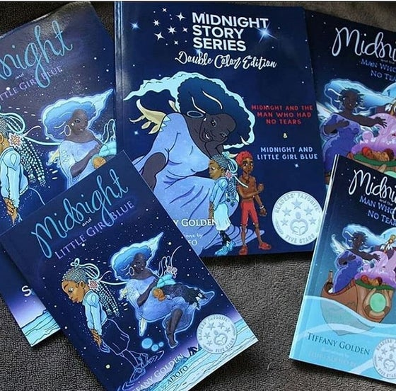 Image of Midnight story books ( AUTOGRAPHED)