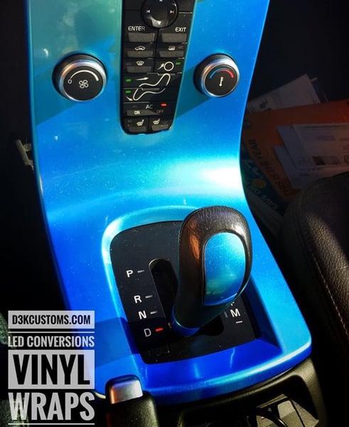 Image of Volvo C30 / S40 / V50 C50 Vinyl wrapped interior kit