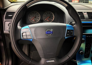 Image of Volvo C30 / S40 / V50 C50 Vinyl wrapped interior kit