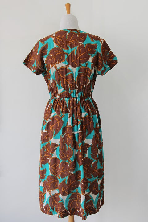 Image of SOLD Fern Forest Dress