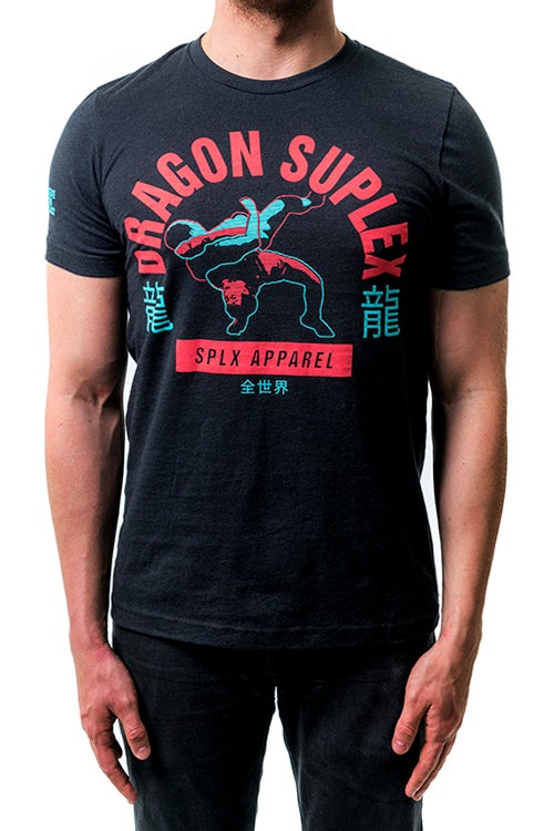 Image of Dragon Suplex T-Shirt (Suplex Series #2)
