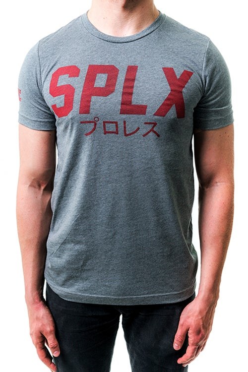 Image of SPLX Logo (Red) T-Shirt
