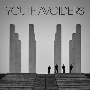 Image of Youth Avoiders - Relentless LP CLEAR Vinyl