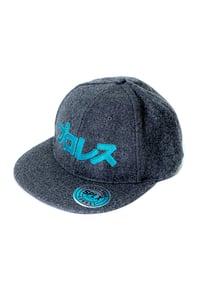 Image of SPLX Turquoise/Charcoal Snapback