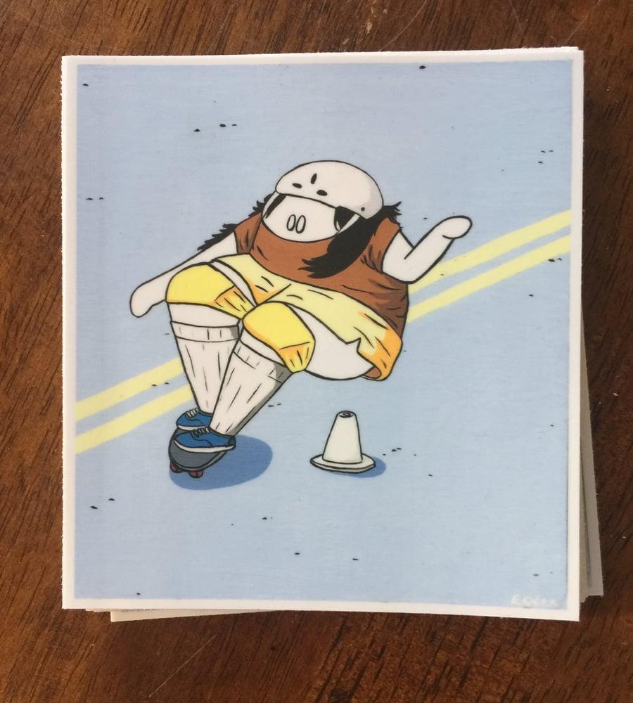 Image of Slalom Skate
