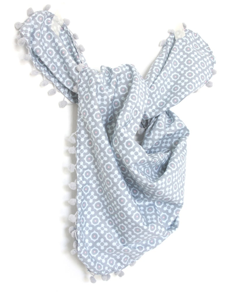Image of PomPom Scarves