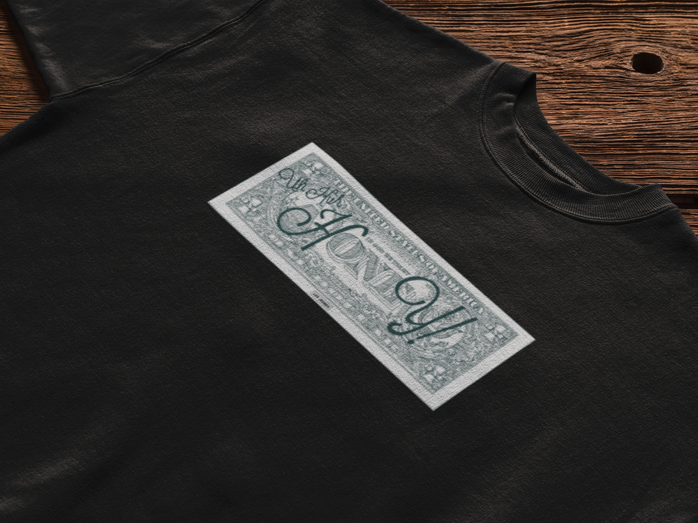 Image of Dollar Bill Tee