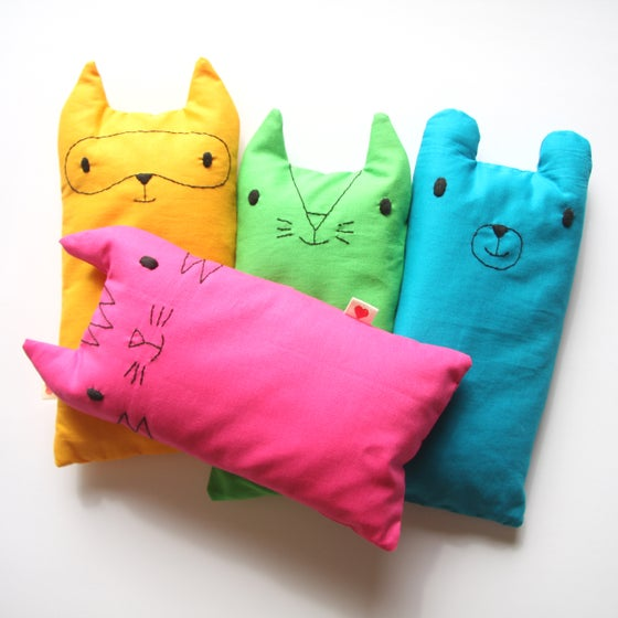 Image of SEED ANIMALS / Cute animal seed bags, perfect for kids / Bolsas de semillas con forma de animales