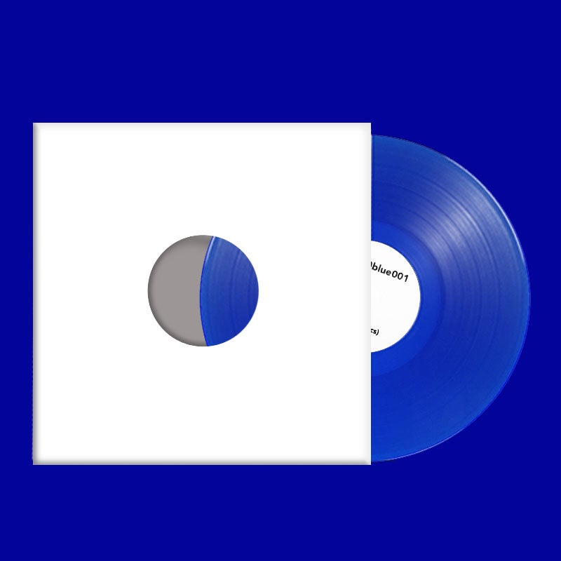 "Image of FLABAIRE, SHCAA, PALM HONEY - ""HOT SIMIAN WEATHER (REMIXES)"" - u(r)blue001"