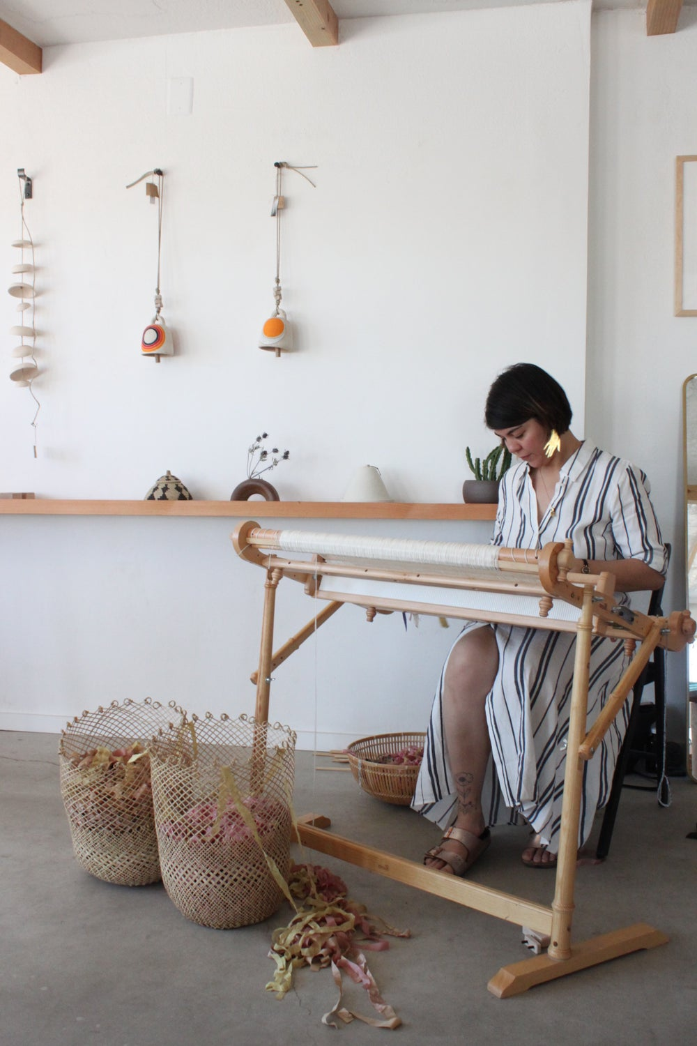 Image of On Location Weaving Class