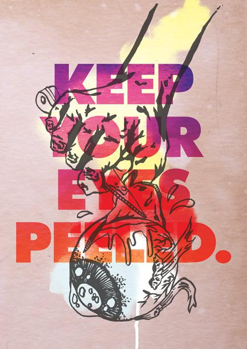 Image of Keep Your Eyes Peeled v2