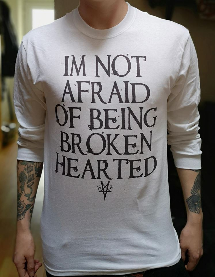 Image of 'Afraid Longsleeve'