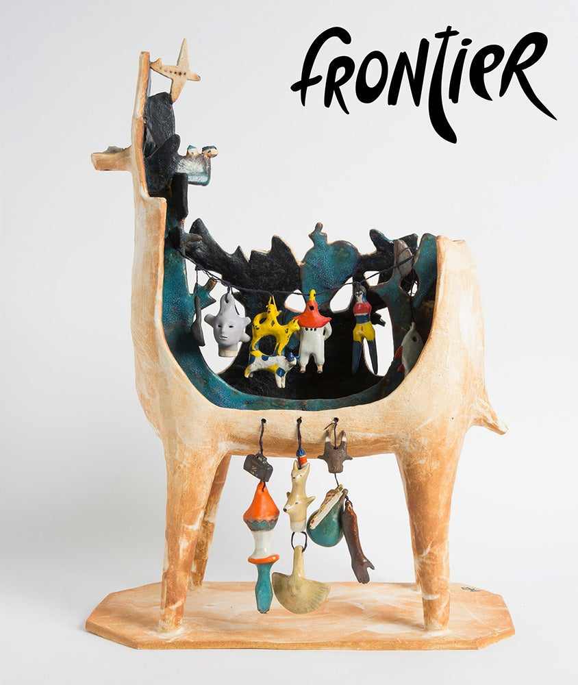 Image of Frontier #16: Ako Castuera