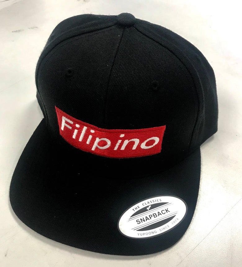 Image of Filipino SnapBack