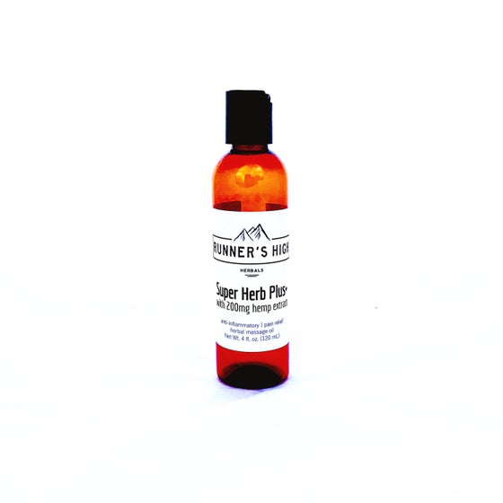 Image of Super Herb Plus+ Massage Oil