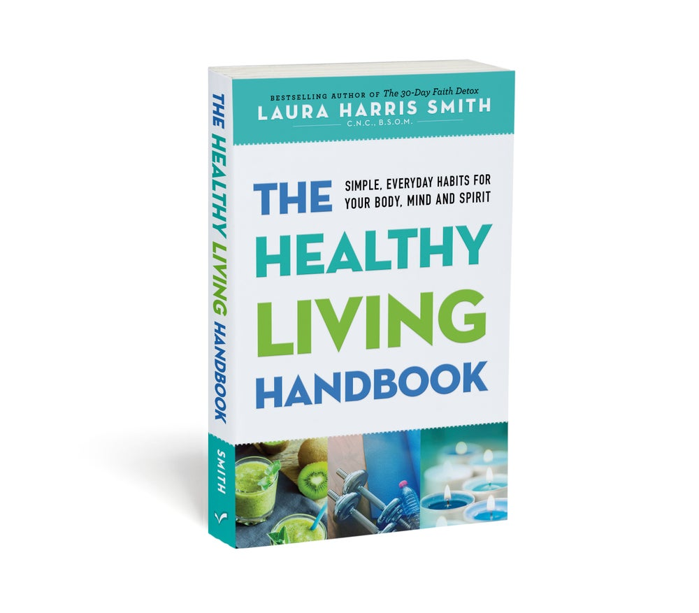 Image of THE HEALTHY LIVING HANDBOOK
