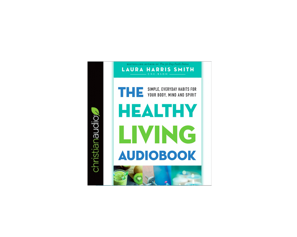 Image of The Healthy Living Handbook Audiobook