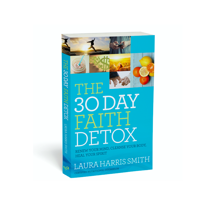 Image of THE 30-DAY FAITH DETOX (signed copy)