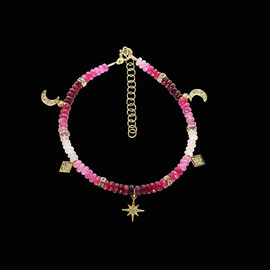 Image of Ruby Stella Bracelet