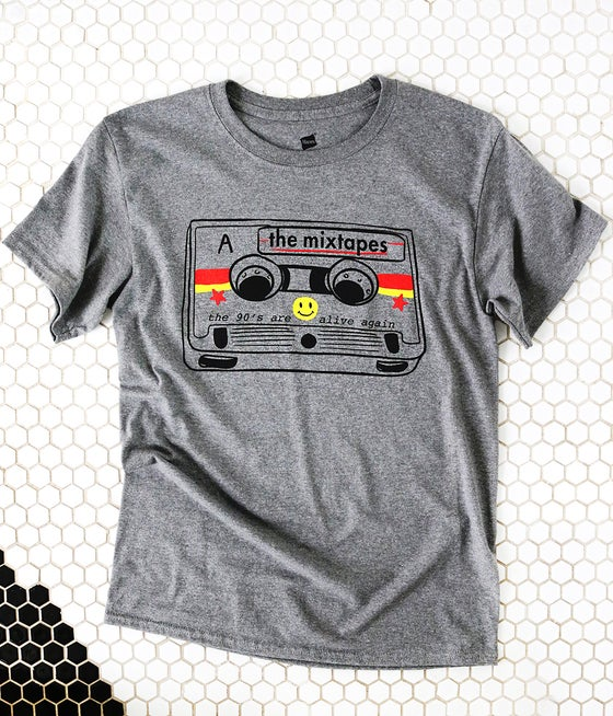 Image of The Mixtapes Band Tee